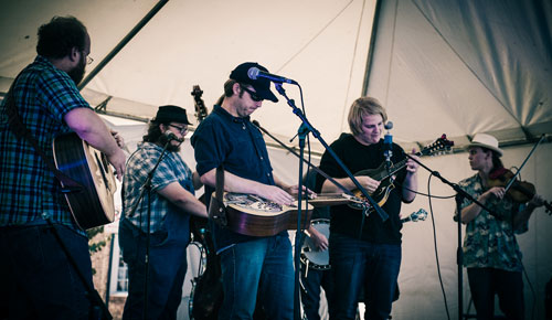 2014 Northern Appalachian Folk Festival, Jim Harris photo