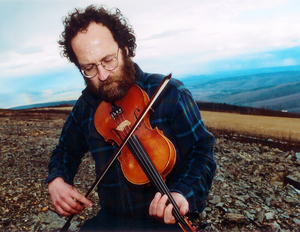 Troubadour Ken Waldman